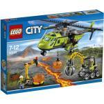 LEGO City 60123 Vulkan-Versorgungshelikopter