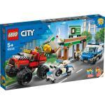 LEGO® City 60245 Raubüberfall mit dem Monstertruck, bunt