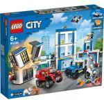 LEGO® City 60246 Polizeistation, bunt