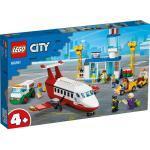 LEGO® City 60261 Flughafen, bunt