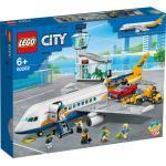 LEGO® City 60262 Passagierflugzeug, bunt