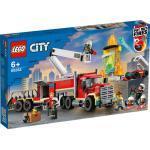 LEGO®City 60282 Mobile Feuerwehreinsatzzentrale