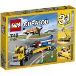 LEGO Creator 31060 Flugschau-Attraktionen