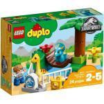 LEGO DUPLO 10879 Dino-Streichelzoo