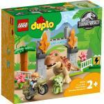 LEGO® DUPLO® 10939 Ausbruch des T. rex und Triceratops