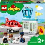 LEGO® DUPLO Town 10961 Flugzeug und Flughafen