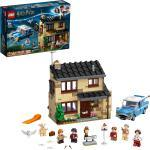 LEGO® Konstruktionsspielsteine »Ligusterweg 4 (75968), Harry Potter™«, (797 St), Made in Europe
