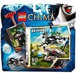 LEGO Legends of Chima 70107 - Stinktierattacke