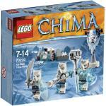 LEGO Legends of Chima 70230 Eisbärstamm-Set