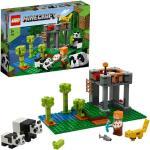 LEGO® Minecraft™ - Der Panda-Kindergarten