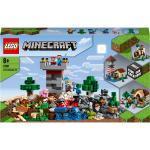 LEGO Minecraft, Die Crafting-Box 3.0 (21161), Gebäude