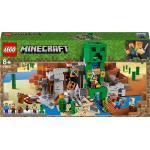 LEGO Minecraft, Die Creeper Mine (21155)