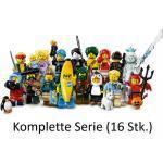 LEGO Minifiguren Serie 16 71013 Alle 16 Minifiguren