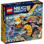 LEGO Nexo Knights 70354 Axls Krawallmacher