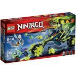 LEGO Ninjago 70730 Kettenrad Hinterhalt