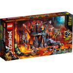 LEGO® NINJAGO 71717 Reise zu den Totenkopfverliesen