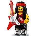 LEGO Ninjago Movie Minifiguren 71019-17 Rockmusiker