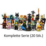 LEGO Ninjago Movie Minifiguren 71019 Alle 20 Minifiguren