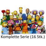 LEGO Simpsons Serie 2 Minifiguren 71009 Alle 16 Minifiguren