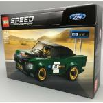 LEGO Speed Champions 1968 Ford Mustang Fastback (75884) NEU & OVP