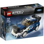 Lego Speed Champions Ford Fiesta M-Sport WRC (75885) NEU OVP