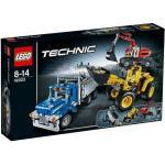 LEGO Technic 42023 Baustellen-Set