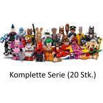 LEGO The Batman Movie Minifiguren 71017 Alle 20 Minifiguren