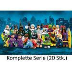 LEGO The Batman Movie Serie 2 Minifiguren 71020 Alle 20 Minifiguren