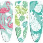 Leifheit Bezug Cotton Classic Universal Tropical Bügeltischbezug