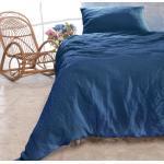 Leinen-Bettwäsche-Set Sintra blau 100% Leinen - hergestellt in Portugal nach ...
