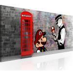 LEINWAND BILDER Abstrakt Modern Stahl Wandbilder XL Wohnzimmer Kunstdruck 9 Farb