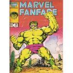 Leinwandbild Marvel, The Hulk 50x70 cm
