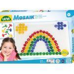 Lena® Malvorlage »Design Studio Mosaik Transparent, 120-tlg.«