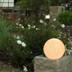 LeuchtKugel Mundan granit 200mm