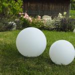 Weiße Heitronic Außenleuchten & Außenlampen E27