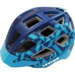 Levior Kinderhelm Kailu matt blau Rad-Ausrüstung Radsport Sportarten