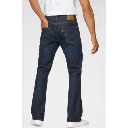 Levi's® Bootcut-Jeans »527™«, blau, 34, Feelin' Right