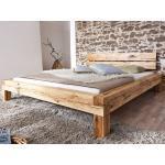 Reduzierte Möbel-Eins Massivholzbetten geölt aus Massivholz