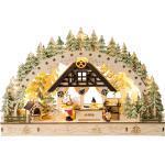 Lichterbogen-LED ''Weihnachtsbäckerei'' 4260511310333 (CW00-5730)