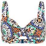 Lidea Bügel-Bikini-Top Mandala gruen