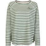 Lieblingsstück Strickpullover » / Da.Sweatshirt / CathrinaEP«, grün, 518 garden green