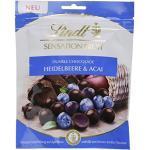 Lindt Sensation Fruit, Heidelbeere & Acai, 4er Pack (4 x 150 g)