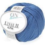 Linie 11 Alpha von ONline, Blau