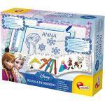 Lisciani Giochi, 47833, Frozen, Zeichenschule für Kinder