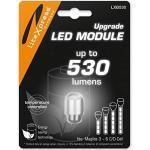 LiteXpress LXB530 LED Upgrade Modul 530 Lumen für 3-6 C/D-Cell Maglite Taschenlampen