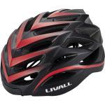 LIVALL BH62 Multifunktionaler Helm inkl. BR80 schwarz/rot 55-61cm 2021 Rennrad Helme