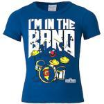 LOGOSHIRT T-Shirt Grobi, mit tollem Print blau Jungen T-Shirts Shirts Jungenkleidung