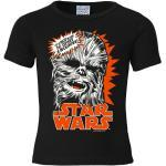 LOGOSHIRT T-Shirt mit tollem Frontprint »Chewbacca - Star Wars«, schwarz, schwarz