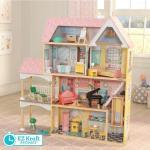 Lola Mansion Puppenhaus mit Ez Kraft Assembly