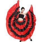 Schwarze Spanierin-Kostüme für Damen